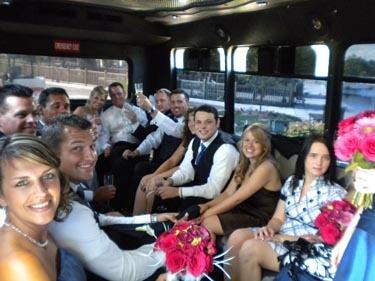 Transportation For Weddings In Detroit Wedding Venues Detroit